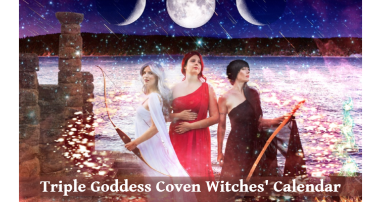 TGC 2021 Witches' Calendar